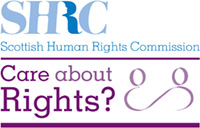Care about Rights Logo